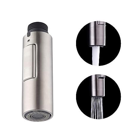 Amazon.com: KES pfs200 – 2 Baño llave de la cocina Pull-Out ...