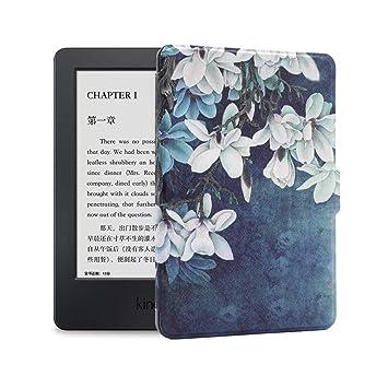 WENYYBF Funda Kindle 1X Caja Kindle Kindle Caso De Impresión Piel ...