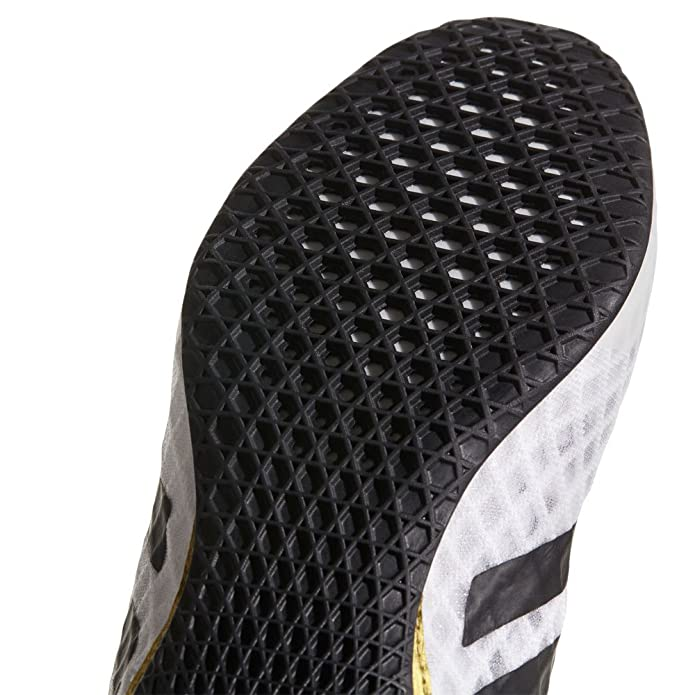 hot sale online a4a36 088cf adidas Speedex 16.1 Boxing Shoes - SS18 Gold  Amazon.co.uk  Shoes   Bags