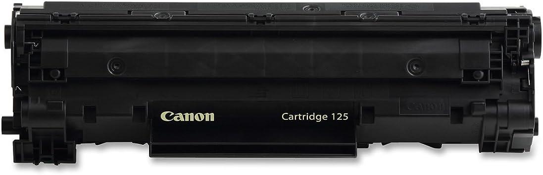 Genuine Canon 3484B001AA Canon 125  Toner Cartridge Black