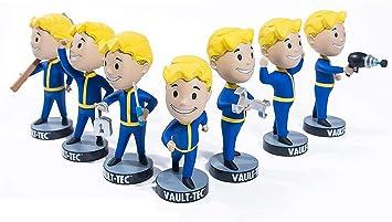 Fallout 76 - Figura de Vault Boy (0 x 12,7 cm): Amazon.es ...