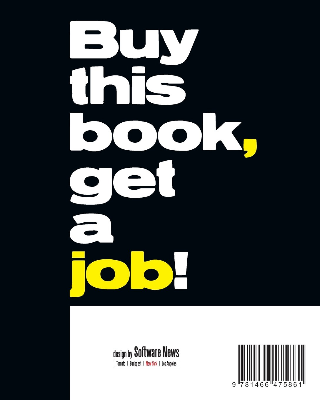 The Adobe Photoshop CS5 Professional Book: Buy this book, get a job !