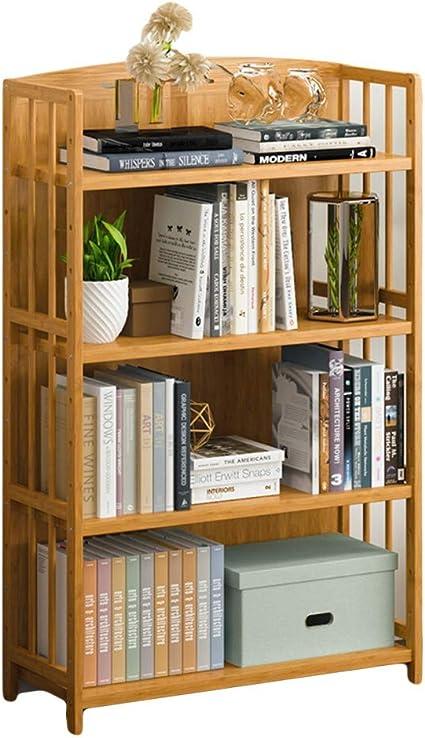 Estante Estantería de madera de 5 estantes, fácil montaje ...