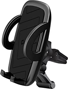 Cellet Car Phone Mount,Air Vent Phone Holder Car Adjustable Car Phone HolderCompatible for LG V40 ThinQ,G7 ThinQ,Exalt LTE,V30,V30+,Stylo 4/3/2/1,K30,Q7+,Stylo 4 Plus,G6,X Charge,X Power,X Venture