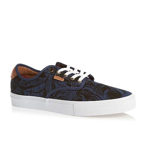 90214fea81 Vans Chima Ferguson Pro (Hawaiian Blue) Mens Skate Shoes  Amazon.ca  Shoes    Handbags