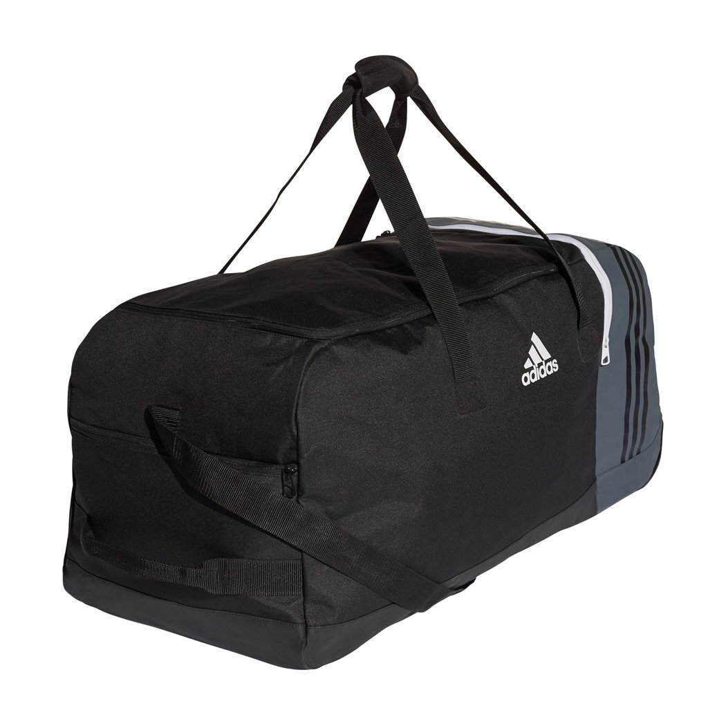 a16a64600b adidas Tiro Teambag - Black Dark Grey White