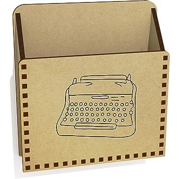 Máquina de Escribir De Madera Carta Poseedor / Caja (LH00036816)
