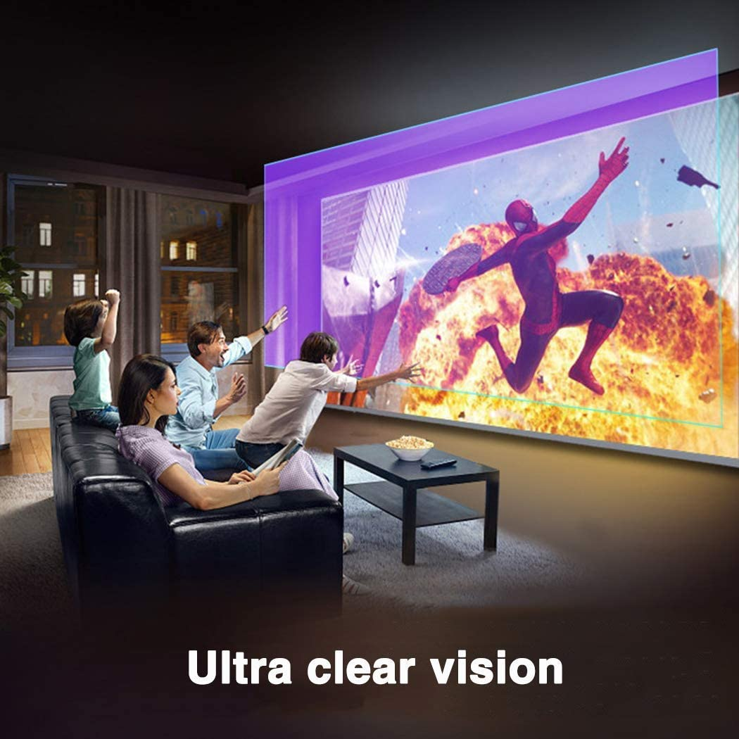 LED Non-Glare Anti-Blue Light Ultra-Clear Protector Film Anti-Scratch Eye Protection for LCD OLED /& QLED 4K HDTV,B CUUYQ 50 Inches TV Screen Protector
