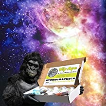 DIP APE GALAXY 1 HYDROGRAPHIC WATER TRANSFER HYDRO DIP DIPPING KIT