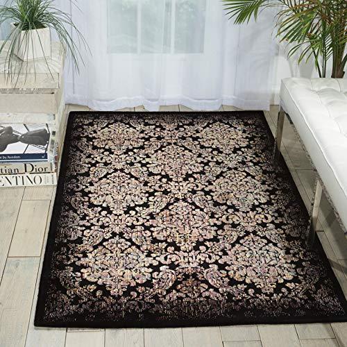 Nourison Chambord Ivory Floral Rug - 7'6