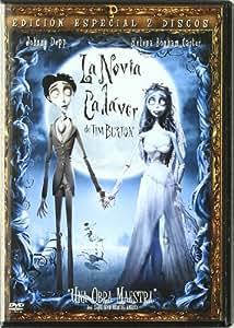 La Novia Cadaver (Edición Especial) [DVD]