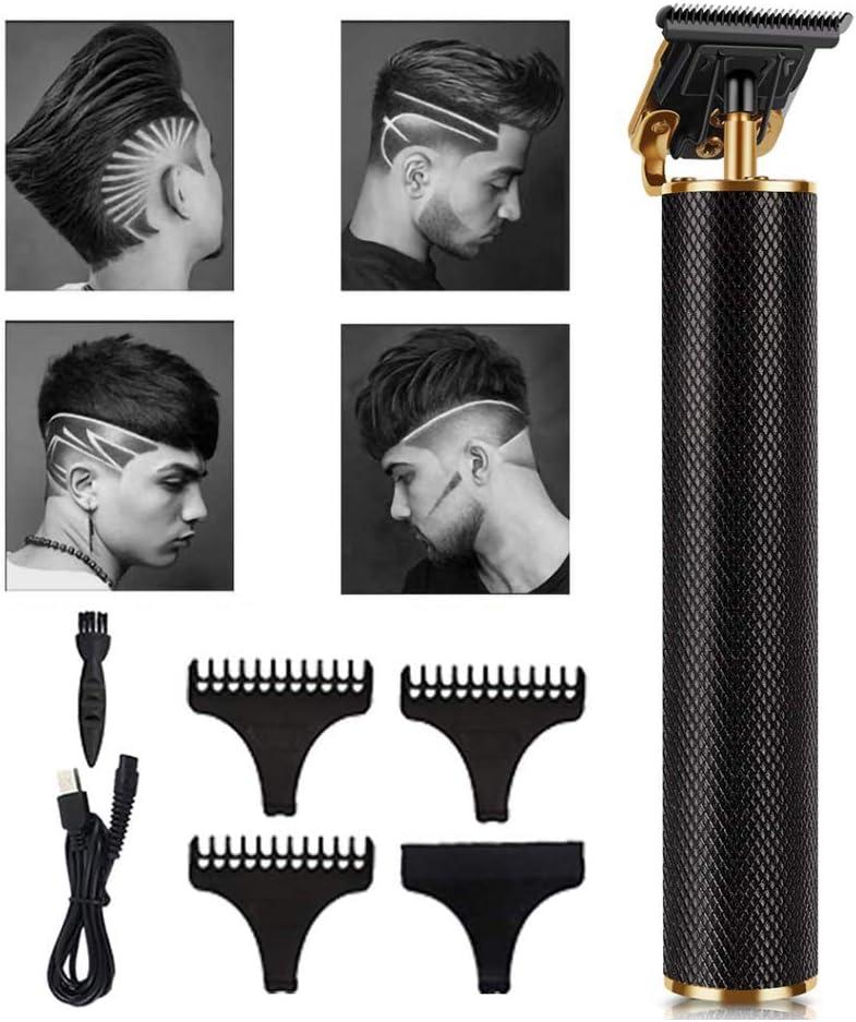 De Cortar el Pelo para los Hombres Profesionales inalámbrico Trimmer de Pelo para Hombre del Kit de la Carga del Hombre Rechargeble Haircutting rápida para Uso Familiar
