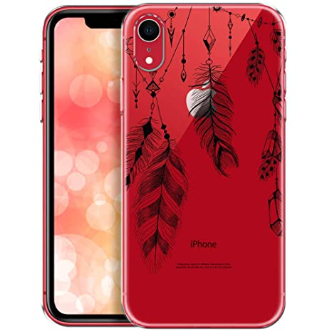 OOH!COLOR Carcasa para Móvil Compatible con iPhone XR Funda ...