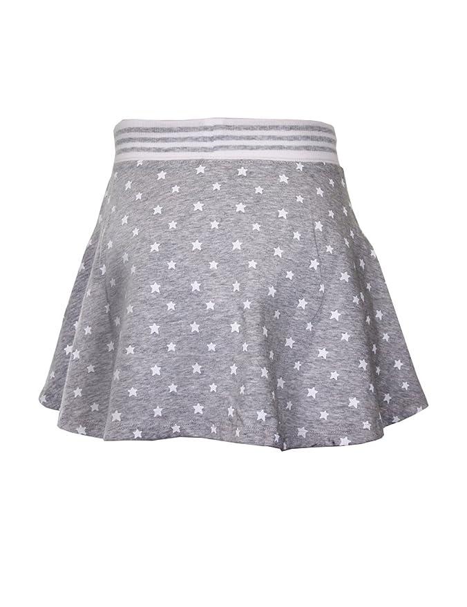 Disney Skirt Kid Falda, Gris, 10A para Niñas: Amazon.es: Ropa y ...