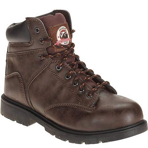 ebf2a95dc87 Amazon.com | Brahma Men's Raid Steel Toe Work Boot | Industrial ...