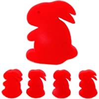 Lamdoo 5PCS spugna magica coniglio close-up Magic Toy bambini trucchi magici puntelli mago