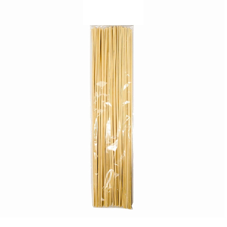 Bamboo Flower Sticks - Garden Plant Grow Wooden Support (Pack of 50) Schöne Homes (UK)