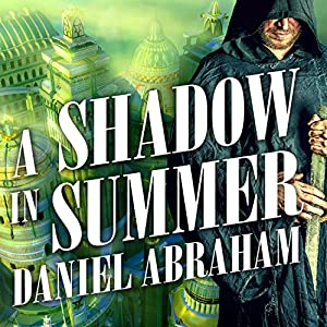 A Shadow in Summer Audiobook