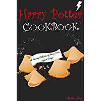 Harry Potter Cookbook: An Amazing Collection of Harry Potter Inspired Recipes (English Edition)
