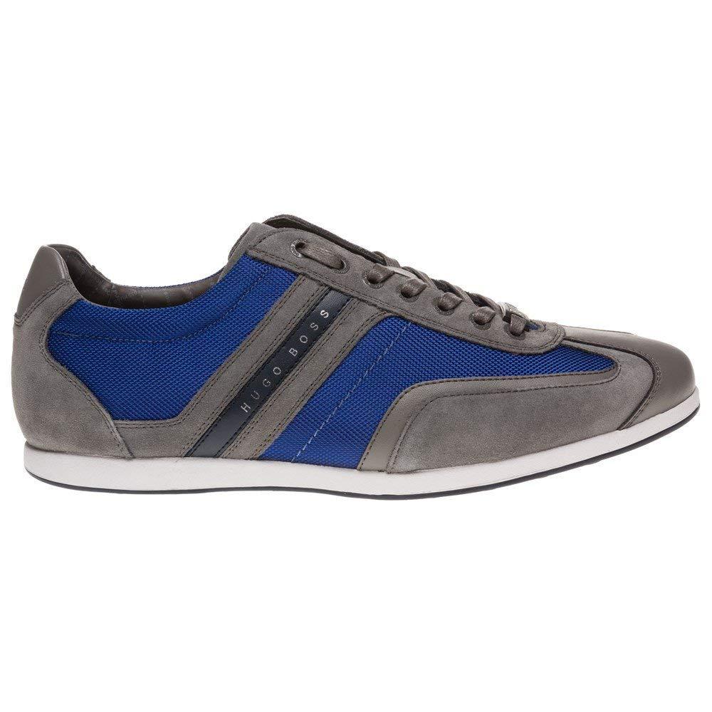 Hugo Boss - Zapatillas para hombre, color azul, talla 40.5: Amazon.es: Zapatos y complementos