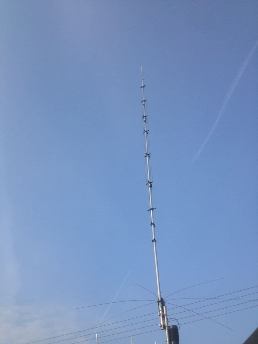 Hy-gain Av-620 Hf Vertical, 6 Bands 20/17/15/12/10/6M: Amazon ...