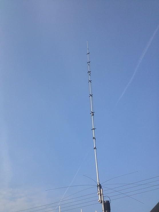 Hy-gain Av-620 Hf Vertical, 6 Bands 20/17/15/12/10/6M ...