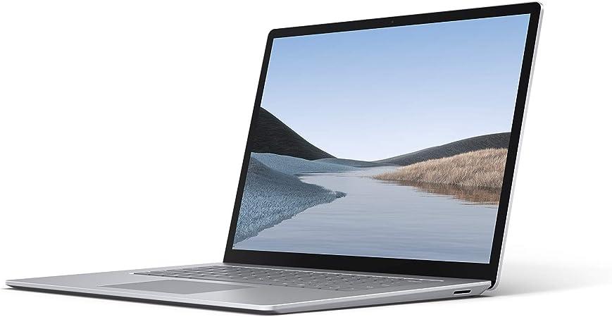 Microsoft Surface Laptop 3 15 Laptop Platinum Computers Accessories