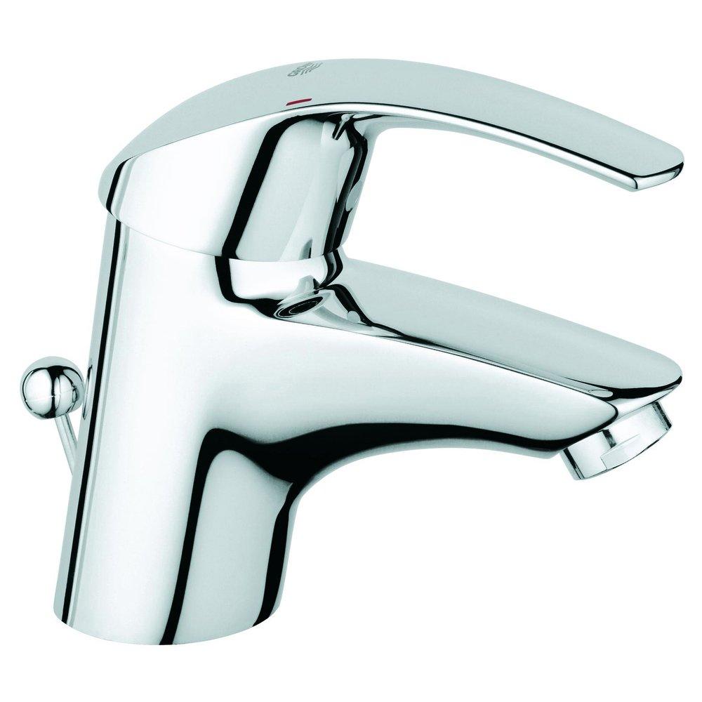 Grohe 3264200E Eurosmart OHM Basin - WaterCare Chrome - Touch On ...