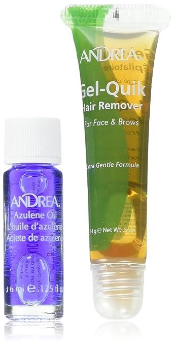 z.Andrea Gel Quik Hair Remover