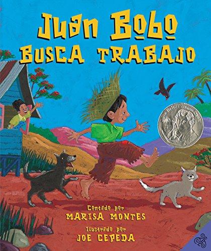 Juan Bobo busca trabajo: Juan Bobo Goes to Work (Spanish edition)