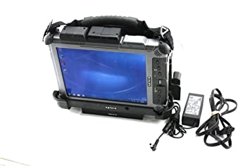 Xplore iX104C5 DMSR Rugged Tablet W/Docking Station 1.07Ghz i7 Processor 80GB SSD 4GB Windows 7 PRO COA