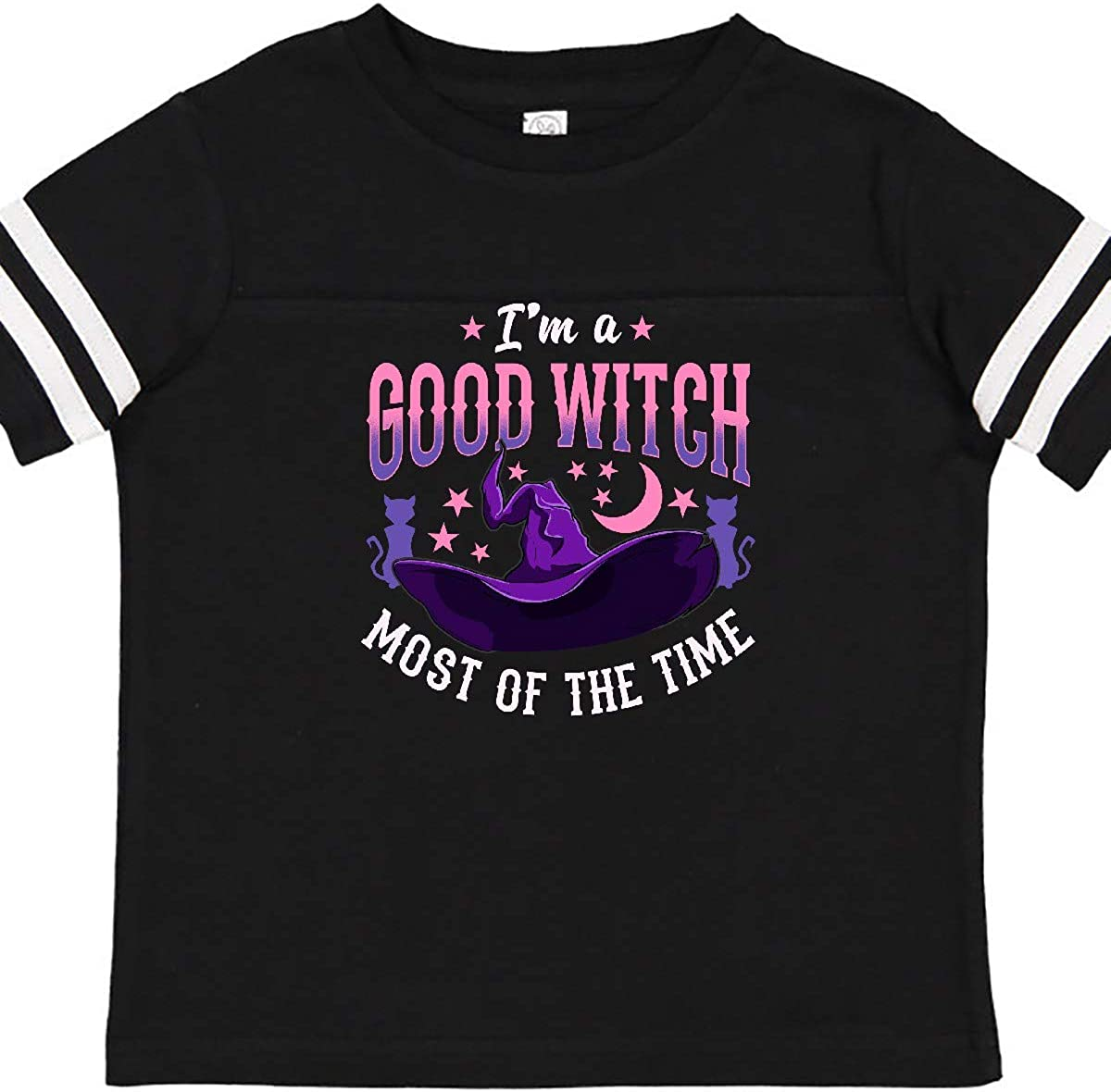 inktastic Halloween Cute Witch Hat Toddler T-Shirt