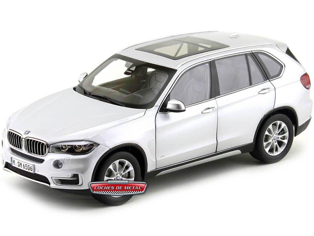 ★ PARAGON/パラゴン (1/18) BMW F15 X5 Glacier シルバー LHD (GPA97072)ミニカー B01FQN15FE