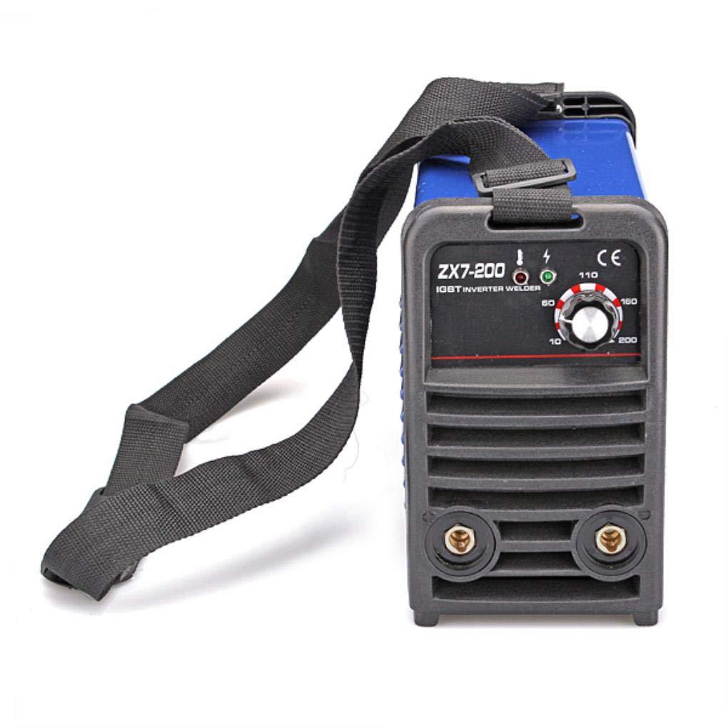 Máquina ZX7-200 IGBT inversor de la CC Equipo de soldadura MMA Soldadura: Amazon.es: Electrónica