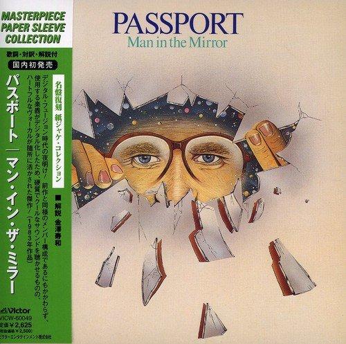 Man Mirror Passport