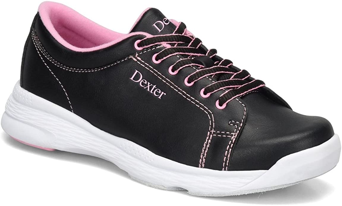 Dexter Womens Raquel V Bowling Shoes- Black/Pink