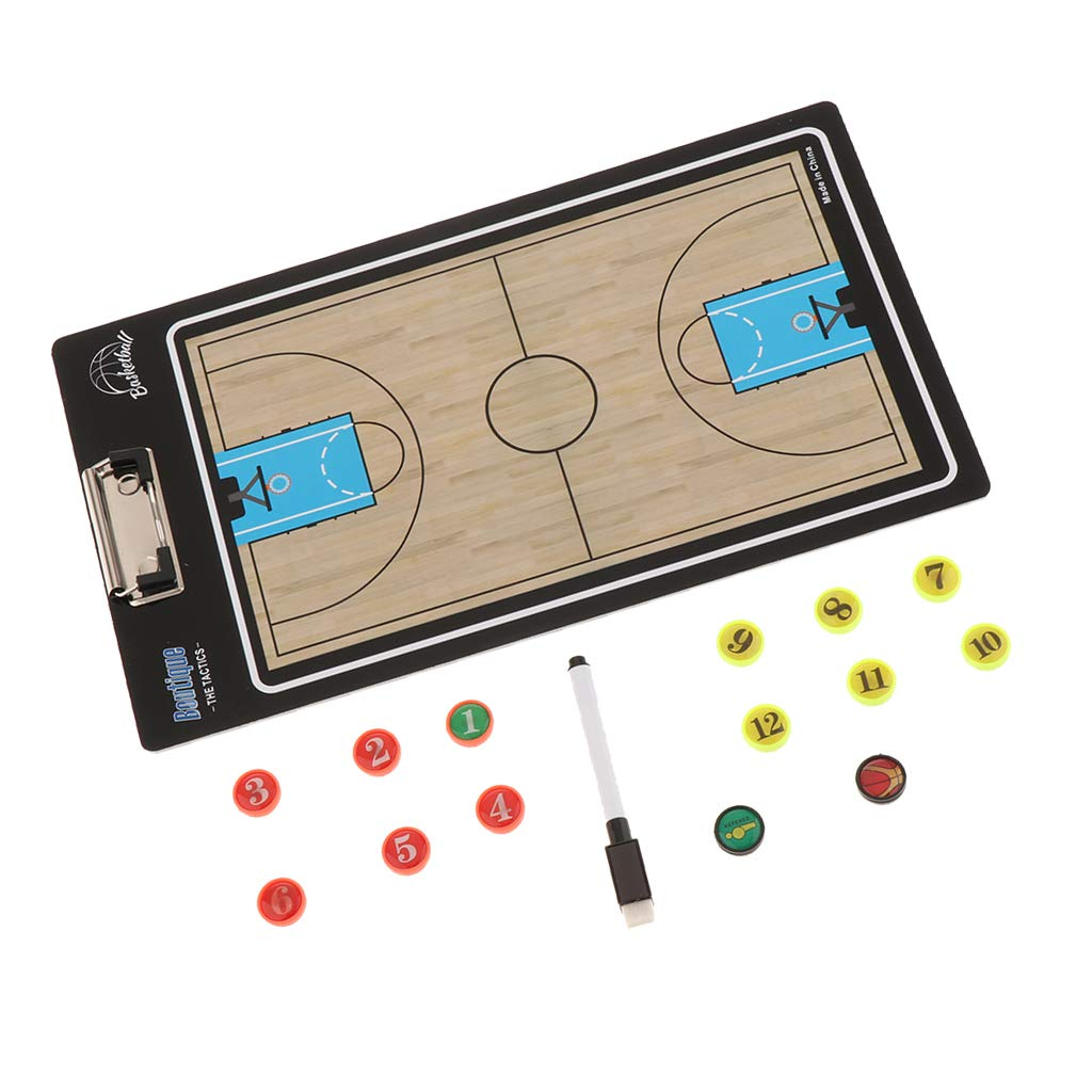 Amazon.com : DYNWAVE Football Soccer Magnetic Coaching Board ...