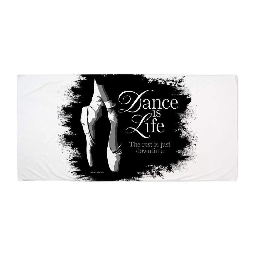 Dance is LifeLarge Beach Towel, Soft 31''x51'' Towel with Unique Design