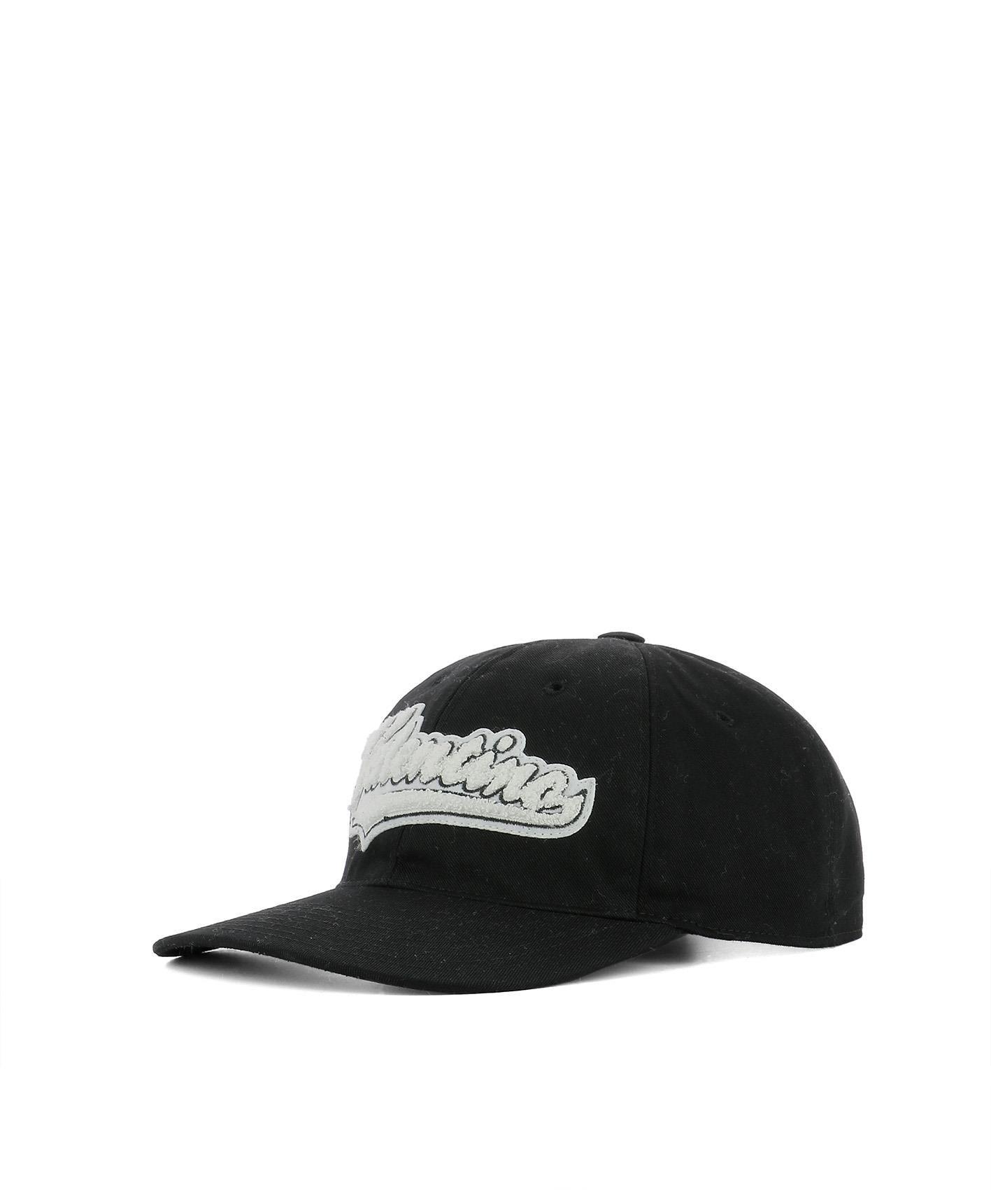 Valentino Men's Py0h0a03esua01 Black Cotton Hat
