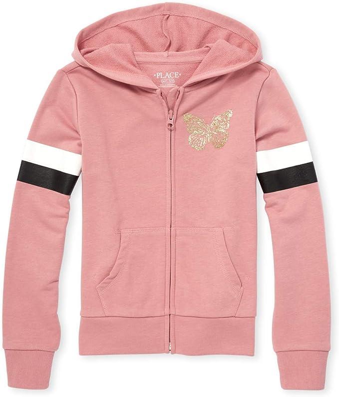 Starcleveland Teenager Pullover Hoodie Sweatshirt Smile Pink Pig Teens Hooded Boys Girls