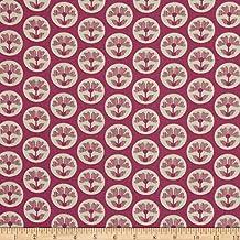 Anna Maria Horner True Colors Sealing Wax Amethyst Fabric