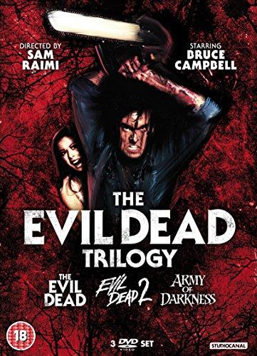 Evil Dead Trilogy [DVD] (Evil Dead Dvd)