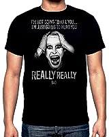 Suicide Squad Joker T-shirt Unisex Black