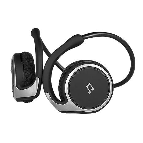 Docooler Bluetooth 4.1 Smart Auriculares Inalámbrico Auriculares Deportivos Auriculares de Música Estéreo CVC6.0 Radio