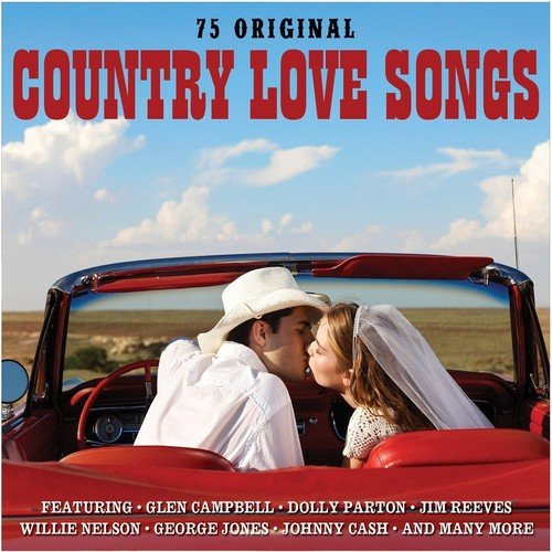 Country Love Songs - Various Artists
