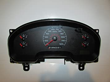07-08 Ford F150 STX & XL Instrument Cluster Speedometer 193