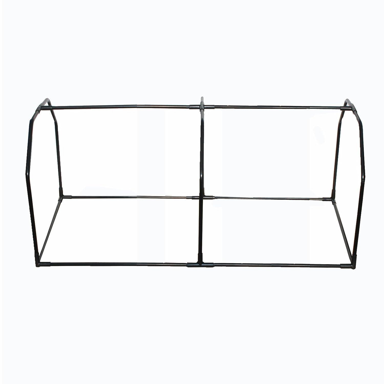 Praktisches Hochbeet Medium Gitternetzfolie Von Vegtrug 174 X 70 X