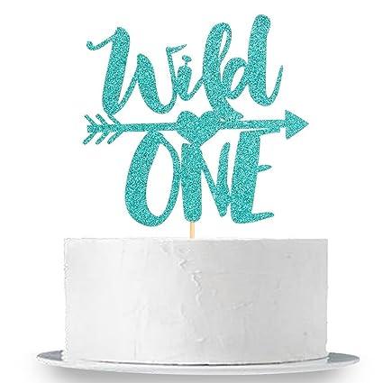 Amazon INNORU Wild One Cake Topper