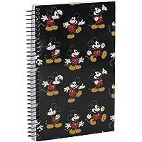Mickey Mouse- Moving Bloc de Notas, Color Negro (Karactermanía 35084)