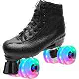 Beginner Roller Skates Women Indoor Outdoor Artistic Skates for Youth and Adults
